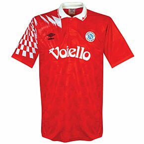 91-93 Napoli 3rd Shirt L (2)