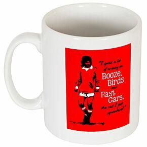 George Best Mug