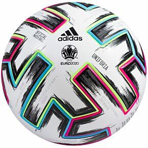 Adidas EURO 2020 Uniforia Pro Official Match Ball - White (Size 5)