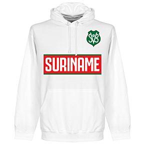 Suriname Team Hoodie - White