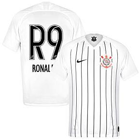 Nike Corinthians Home Ronaldo R9 Jersey 2019-2020
