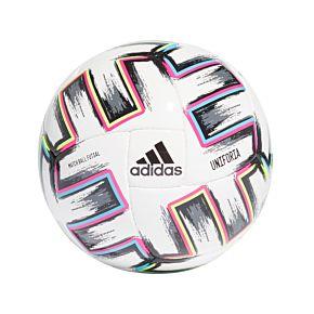 Adidas EURO 2020 Uniforia Futsal Ball - White (Futsal)