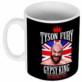Tyson Fury Mug