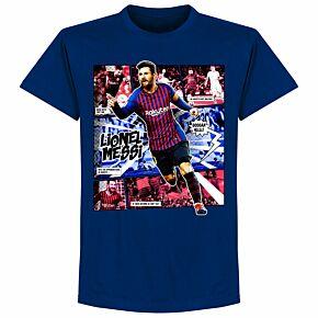 Messi Comic T-Shirt - Ultra