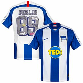 Nike Hertha Berlin Home Jersey 2019-2020