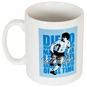 Maradona Legend Mug