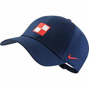 20-21 Croatia Dry Cap - Navy
