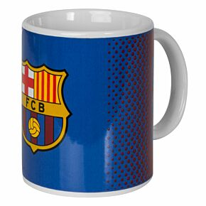 FC Barcelona Mug Fade