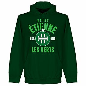 Etienne Established Hoodie - Bottle Green