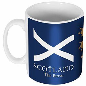 Scotland The Brave Mug
