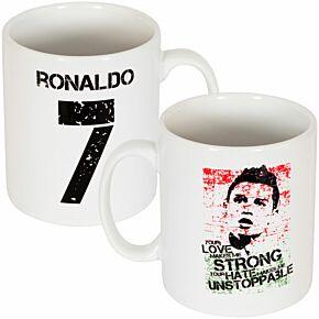 Ronaldo Portugal Mug