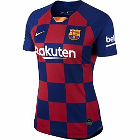 Nike Barcelona Home Womens Jersey 2019-2020