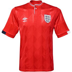 Umbro England 1987-1990 Away Shirt - USED Condition (Good) - Extremely Rare - Size M