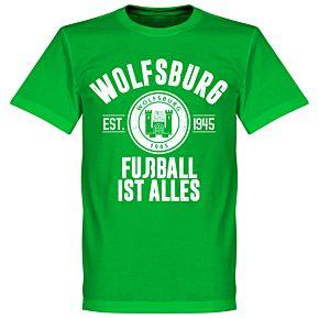 Wolfsburg Established Tee - Green