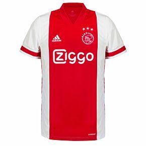 20-21 Ajax Home Shirt - Kids