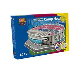 Barcelona 'Camp Nou' Stadium 3D Puzzle