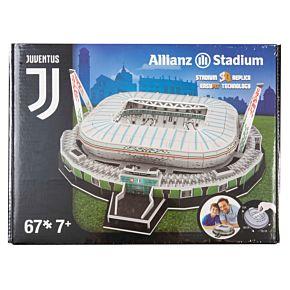 Juventus 'Allianz' 3d Stadium Puzzle