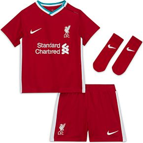 20-21 Liverpool Home Baby Kit