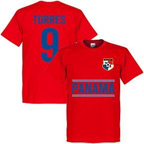 Panama Torres 9 Team Tee - Red