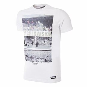 Copa Pitch Invasion Tee - White