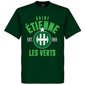 Etienne Established Tee - Bottle Green