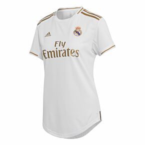 adidas Real Madrid Home Womens Jersey 2019-2020