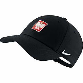20-21 Poland Cap - Black