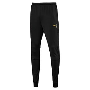 AC Milan Training KIDS Pants 2018 / 2019 - Black (Zipped Pockets)