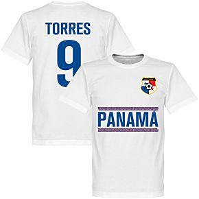 Panama Torres 9 Team Tee - White