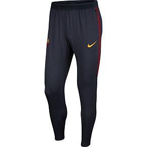 Nike AS Roma Strike Pants - Navy 2019-2020