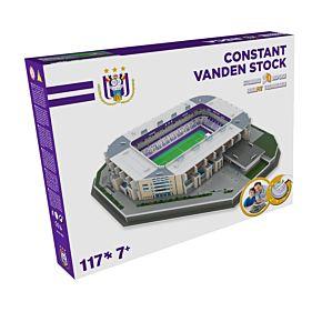 Anderlecht 'Constant Vanden Stock' 3D Puzzle