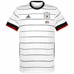 20-21 Germany Home Shirt+ Euro 2020 Transfer