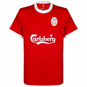 1998 Liverpool Home Retro Shirt