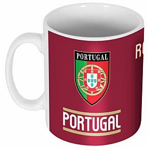 Portugal Ronaldo 7 Team Mug