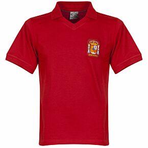Re-Take Spain Home Retro Shirt