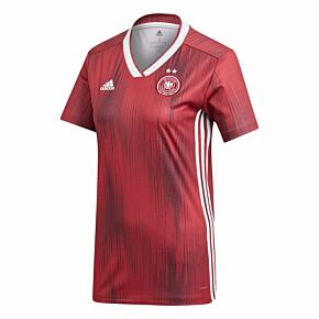 Germany Away Womens Jersey 2019 2020