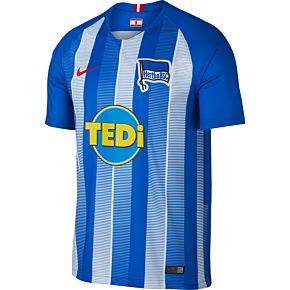 Nike Hertha Berlin Home Jersey 2018-2019