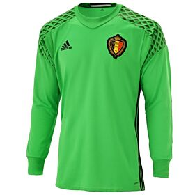 Belgium Home Goalkeeper Jersey 2016 / 2017