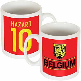 Belgium Hazard Team Mug