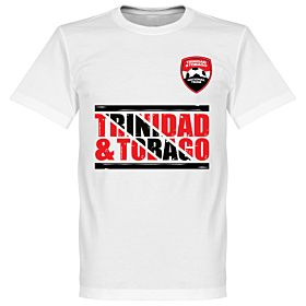 Trinidad and Tobago Team Tee - White