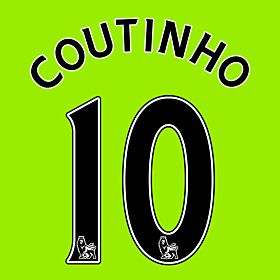 Coutinho 10 (PS-Pro Player Printing)