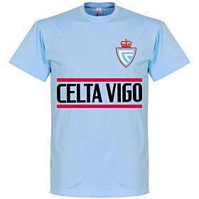 Celta Vigo Team Tee - Sky