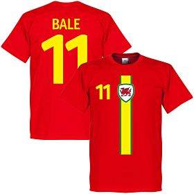 Wales Bale Tee - Red