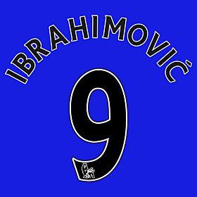 Ibrahimovic 9 (PS-Pro Player Printing)