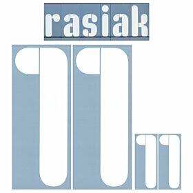Rasiak 11 07-09 Poland Away