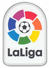 La Liga Patch (100mm)