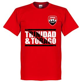 Trinidad and Tobago Team Tee - Red