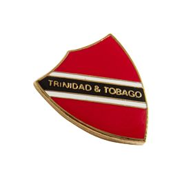 Trinidad & Tobago Enamel Pin Badge