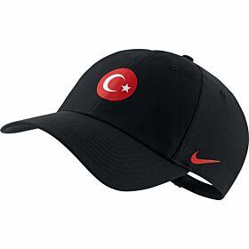 20-21 Turkey Cap - Black