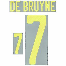 De Bruyne 7 20-21 Belgium Home